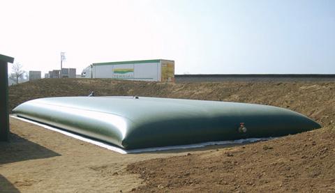 Cisternas flexibles ABEKO